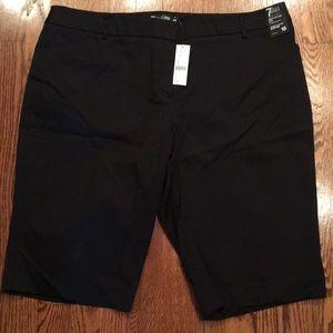 New York & Company 7th Avenue Bermuda Shorts